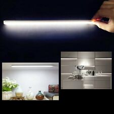 Touch Sensor USB LED Bar Light Closet Wardrobe Cabinet Kitchen Tube Reading Lamp