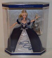 Millennium Princess Barbie. Nib! by Mattel unopened 2000 dark blue velvet