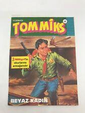 CAPITAN MIKI - PROMO #17 - 90s - Foreign Comic Book - VERY RARE - 5.0 VG/FN