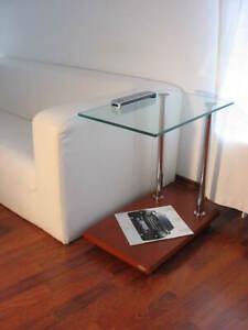 Design Beistelltisch Tisch V-270 Kirschbaum Carl Svensson