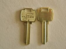 Falcon Original Key Blanks (2) - 6 Pin - FA2
