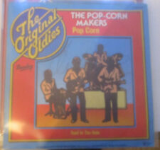 """The Pop-Corn Makers, The Original Oldies """"Pop Corn,Toad in the Hole"""", 7"""" Vinyl"""