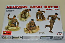 MINIART GERMAN TANK CREW FRANCE 1944 Scala 1:35 cod.MA35060