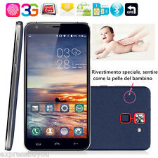 "Homtom HT30 5.5"" Smartphone 8GB Cellulare 0.2S Fingerprint ID Quick 2SIM GPS 3G"