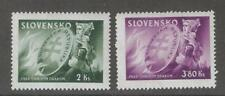 Slovakia 1944,National Protection,Scott # 108-109,VF MNH** (A-D-St)