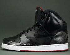 2009 Nike RT1 High OG YEEZY SZ 12.5 Black Red BRED Revolution Trainer 354034-001