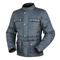 NEW Motorcycle Dririder Alpine Legend Black/Black Road Jacket - 2111300_07