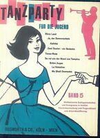 Tanzparty für die Jugend Band 5