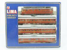 HO Scale Lima 149752 NSB Norwegian Passenger Train Set w/ Electric Locomotive