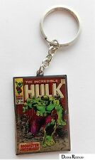 Marvel Camics The Hulk Metal KEYRING / KEYCHAIN