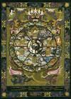 The Wheel Of Life 22x30 Tibetan Art Mandala Art Print Asian Art