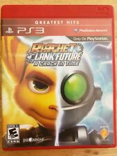 Ratchet And Clank Future: A Crack In Time PlayStation 3, Greatest Hits