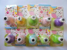 Set Of 10 Mini Paper Craft Punch : 10 Pcs : 1 Pack