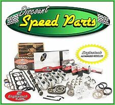 1994-97 Chevrolet GMC S-10 Sonoma 134 2.2L 2200 L4 MASTER ENGINE REBUILD KIT