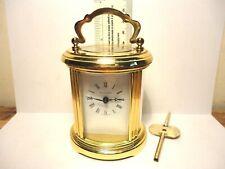 TIFFANY & Co Carriage  Clock, Cal.1760, Swiss made