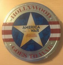 Hollywood Goes to War - America Goes to War (3DVD/1CD) Tin Case Set  [BRAND NEW]