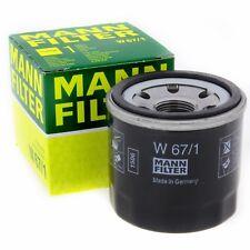 MANN Ölfilter W671 Filter Ford Honda Hyundai Kia Mazda Nissan Renault