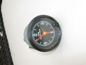 VDO Uhr Einbau 52 mm Zusatzinstrument Rundinstrument Anzeige
