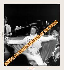 ELVIS PRESLEY 1972 Madison Square Garden 2 AMAZING CAPE OPEN PHOTOS 5x6 SET LOOK