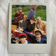 BTS Young Forever official group photocard pc album polaroid ot7