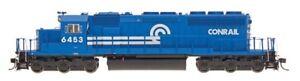 InterMountain # 69344D-04 EMD SD40-2 w/DCC Conrail # 6478 N Scale, MIB