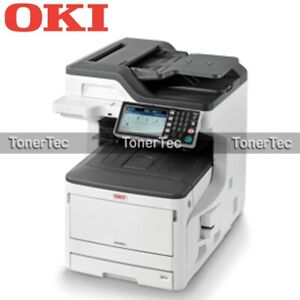 OKI MC853dn 4-in-1 A3 Color Laser MFP Printer+Duplexer+3Yr Wty 23PPM PN:45850406