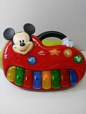 Disney Junior Mickey Mouse Clubhouse Teaching My First Keyboard Portable Music