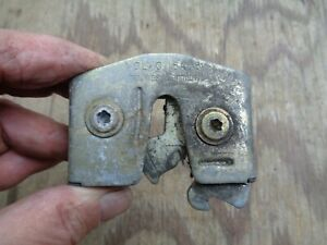 Volvo 240 RH RIGHT side  FRONT or REAR Door Latch Passenger Side Used OEM
