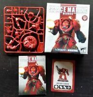 Games Workshop Warhammer 40K Blood Angels Terminator Brother Feurran