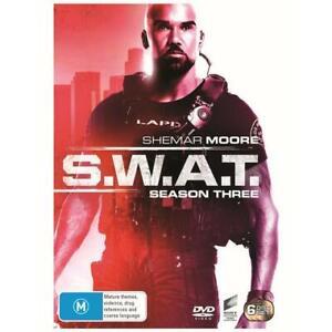 S.W.A.T. SEASON 3 THREE AUSTRALIAN RELEASE REGION 4 NEW & SEALED