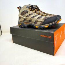 Merrell Moab 2 Vent Mid Walnut Athletic Hiking Boots J06045W Men's size 9W NEW