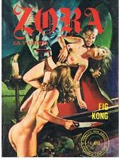 ZORA LA VAMPIRA N. 68 - FIG KONG - EDIFUMETTO 1977