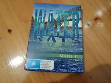 Water Rats Series 4 Part 2 on DVD Australian Import Region 4 Locked Rare
