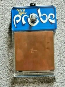 Z-Vex Wah Probe - Hand-Painted Guitar Effect Pedal with Theremin-Type Control