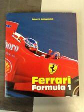 Ferrari Formula 1 Book - Rainer W. Schlegelmilch