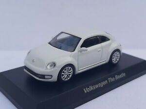 Solido Scale / Ladder 1/64. Volkswagen The Beetle New IN Box