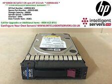 HP 500GB 3G SATA 7.2K rpm LFF 3.5-inch - 458928-B21 / 459319-001