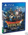 Dragon Quest Heroes SONY PS4 PLAYSTATION JAPANESE NEW JAPANZON
