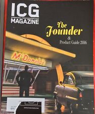 International Cinematographers Guild mag The Founder see my items for more