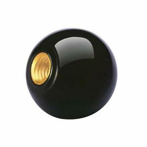 Bakelite Ball Knob Ball Handle with Threaded Brass Insert M5 M6 M8 M10 M12 M16