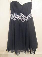 BLACK DRESS BY AX PARIS SIZE 12