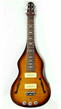 VORSON LAPSTEEL lap steel electric guitar P90 pickups with padded gig bag