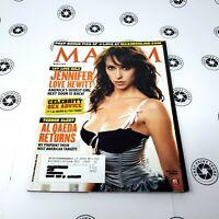 Maxim 3/05,Jennifer Love Hewitt,Grace Park,Julie Berry,Ian McShane,March 2005