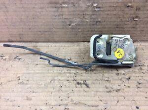 88 89 Civic 3DR Hatchback Left Door Latch Manual Lock Used OEM