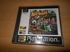 PLAYSTATION 1 PS1 KOTOBUKI GRAND PRIX  NEW SEALED  pal version