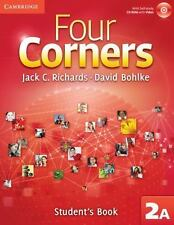 Four Corners, Level 2A Pack by Jack C. Richards and David Bohlke (2012,...