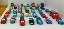 Disney Pixar Cars Lot of Thirty Six (36) Diecast cars Lightning McQueen