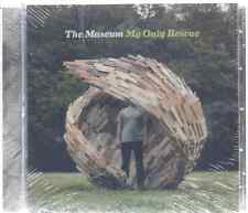The Museum-My Only Rescue CD Praise & Worship Rock/CCM(Brand New Factory Sealed)