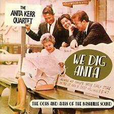 Anita Kerr Quartet - We Dig Anita - The Oohs And Aahs Of The Nashville  (NEW CD)