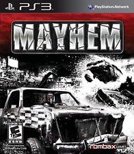 Mayhem 3d PS3 - LN - Game Disc Only